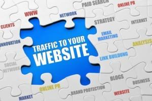 Website Traffic- Most businesses are good at talking with qualified prospects & converting them into customers….The problem typically is that they don't receive enough of them!