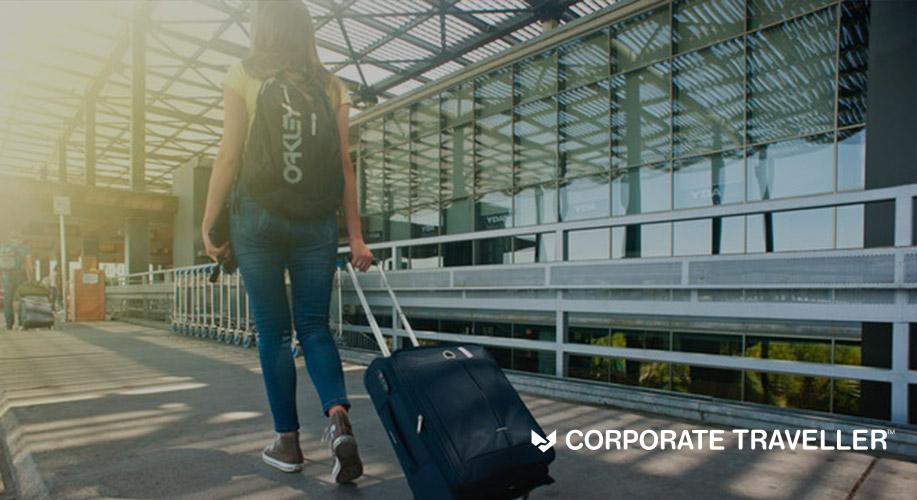 Corportate Traveller Testimonial